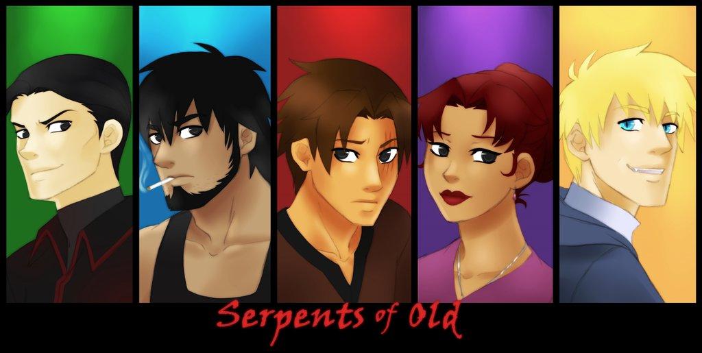 Familiar Faces by Alicia