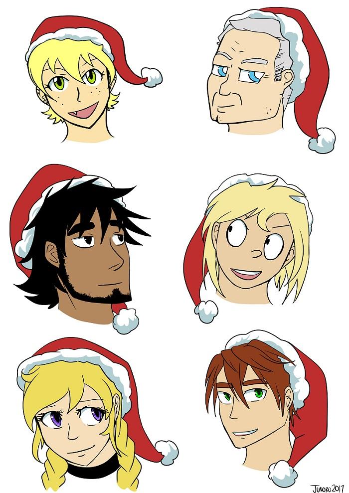 Christmas Merek by Junoro