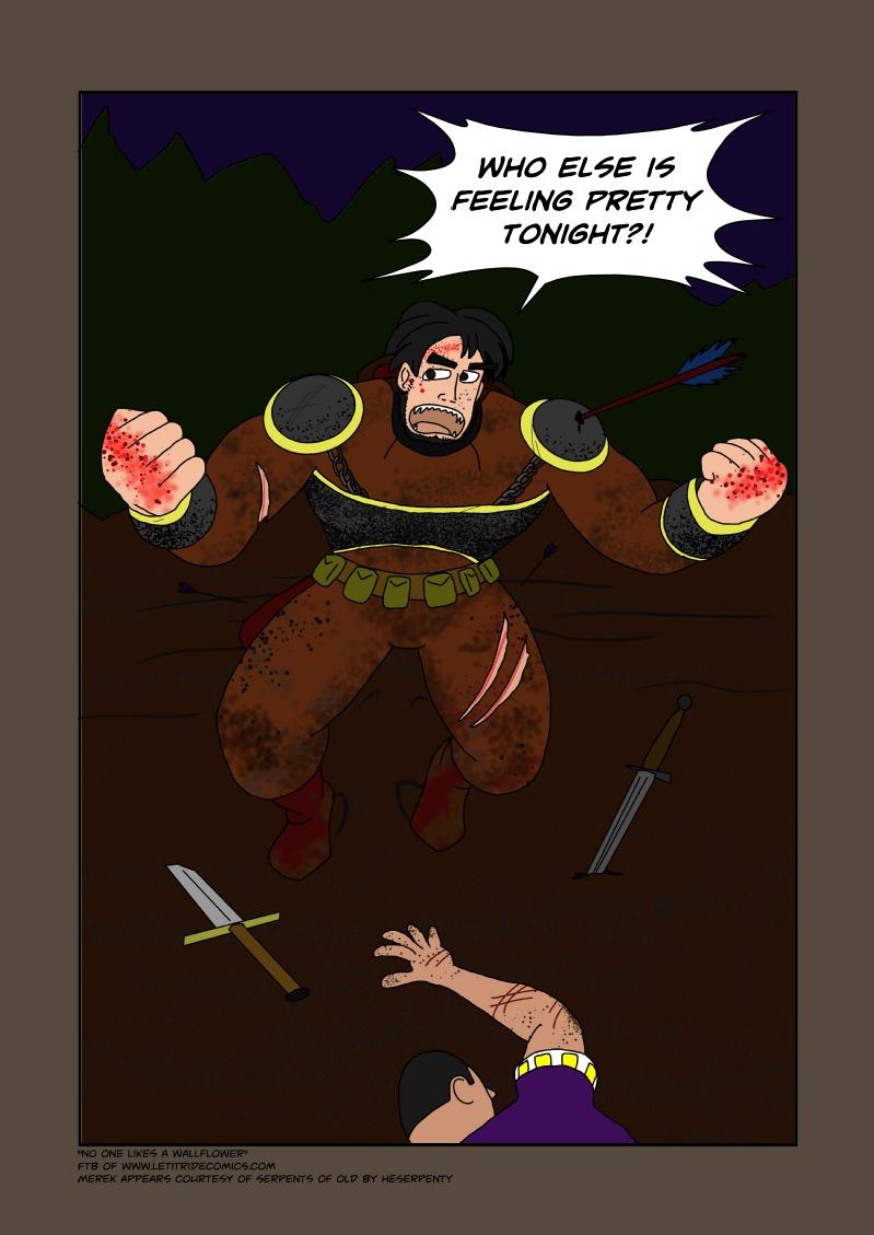 Angry Merek by lirvilas