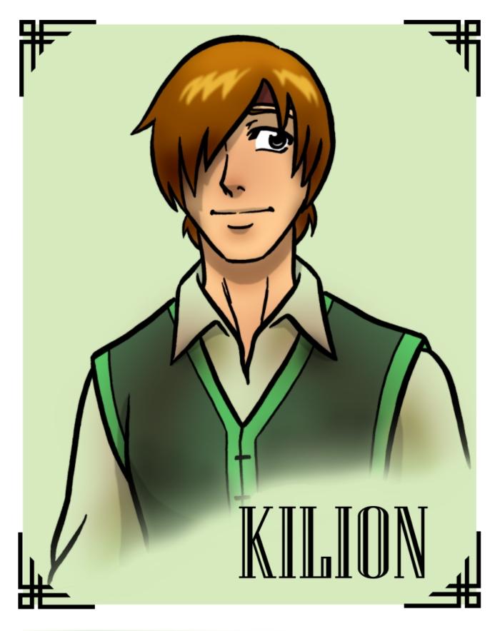 Kilion by Alicia